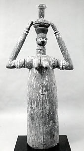 Masquerade Element: Female Figure (Oloshun)