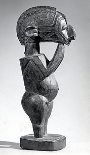 Figure: Female (D'mba)
