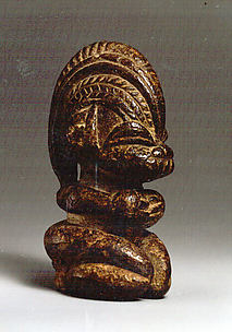 Seated Figure (Nomoli)