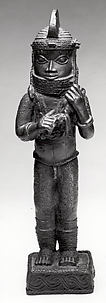 Figure: Court Attendant with Ceremonial Sword