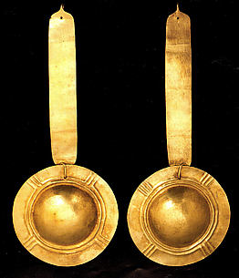 Pair of Ear Pendants