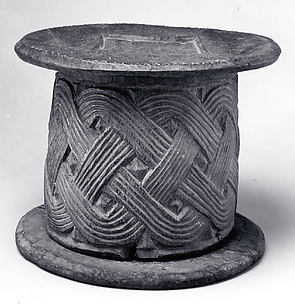 Cylindrical Lidded Box