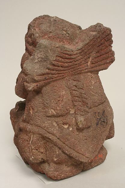 Seated Female Deity