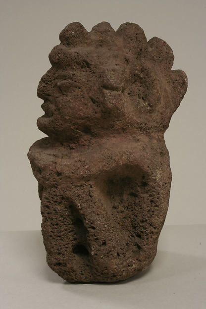 Seated Male Figure