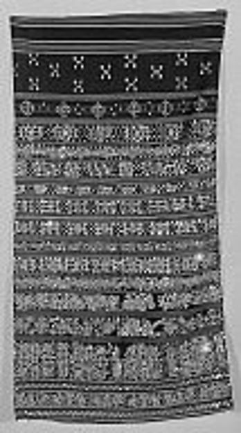 Woman's Ceremonial Skirt (Tapis)
