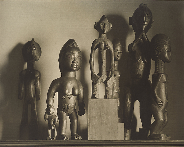 [John Quinn Album of African Art]