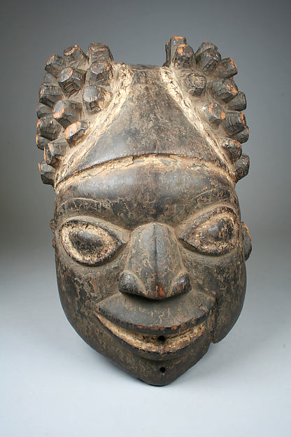Helmet Mask (Bamumkom)