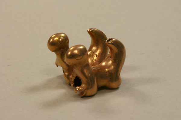 Double-Animal Pendant
