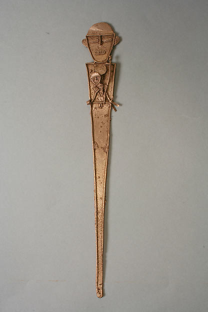 Female Figure (tunjo)