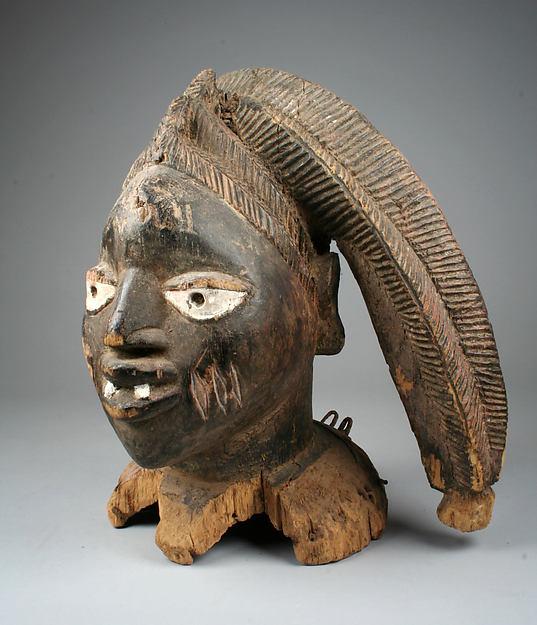 Headdress (Egungun)