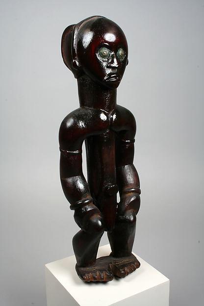 Reliquary Figure (Nlo Bieri)
