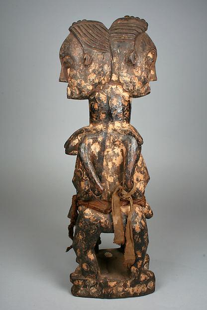 Figure: Janus Couple (Nzambu)