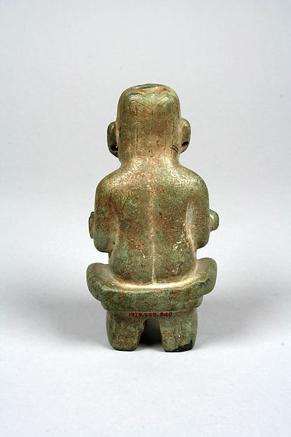 Seated Bench Figure