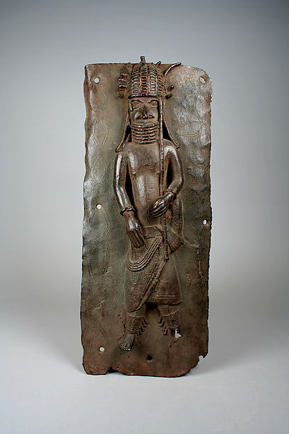 Plaque: Warrior Chief