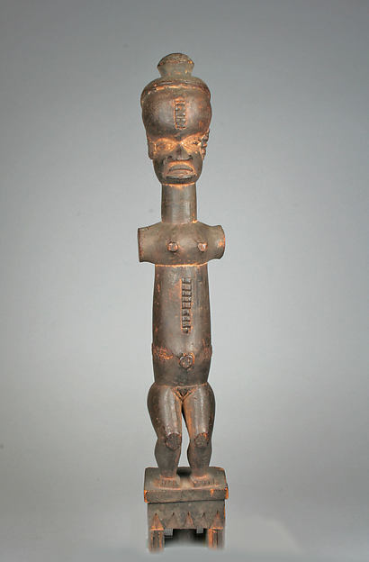 Marionette: Female Figure