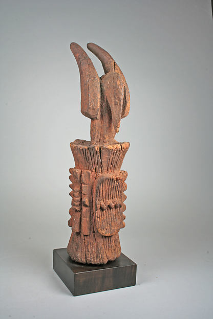 Shrine Figure (Ikenga)