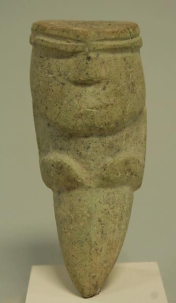 Standing Stone Figure