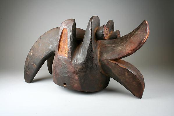 Helmet Mask (Nsua-Ndua)