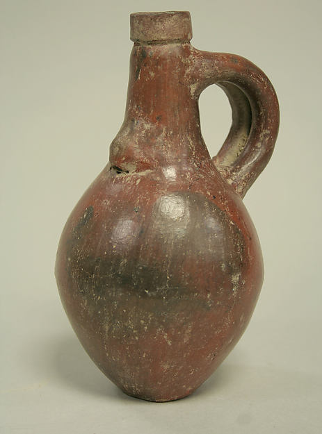Ceramic Whistling Vessel
