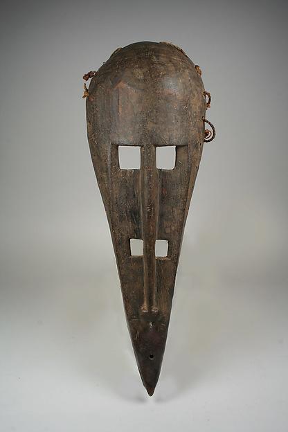 Mask: Monkey (N'Gon Koun)