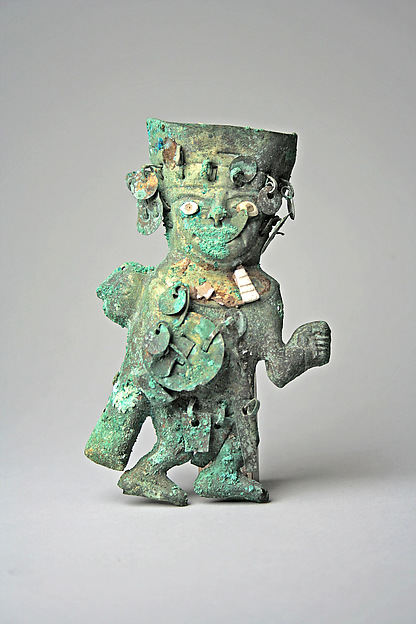 Warrior Figure