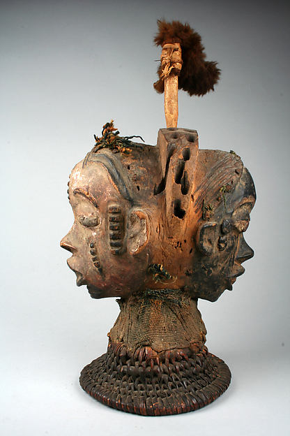 Headdress: Janus