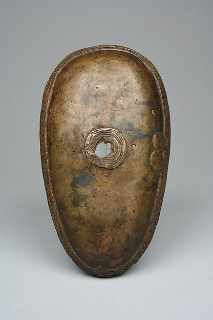 Lidded Vessel: Face