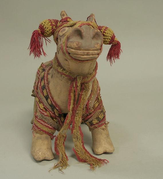 Ceramic Llama
