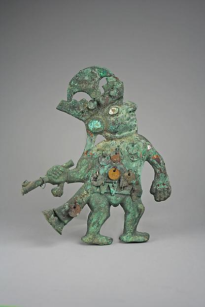 Profile Warrior Ornament