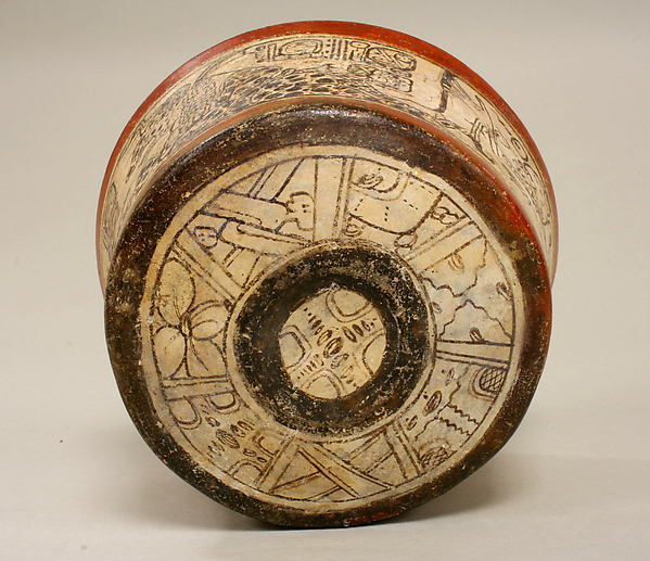Bowl, Mythological Scene