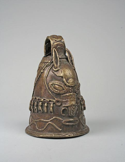 Bell: Horse Head