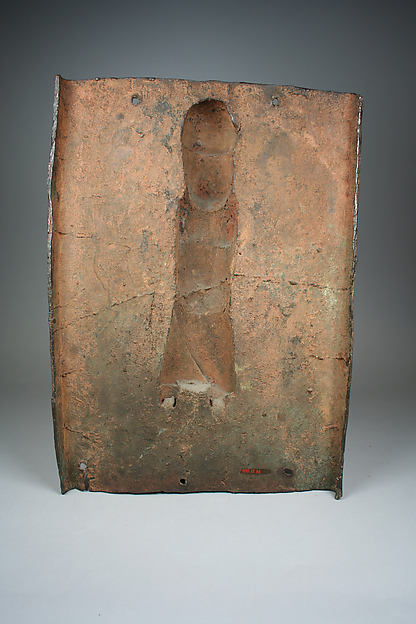 Plaque: Oba or Chief