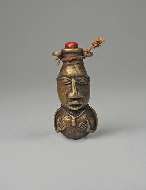 Medicine Vessel: Figure