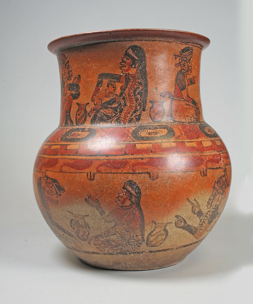 Jar, Ritual Scenes