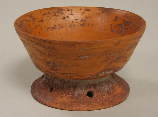 Miniature Pedestal Bowl