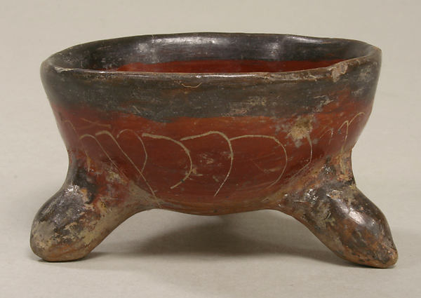 Miniature Tripod Vase