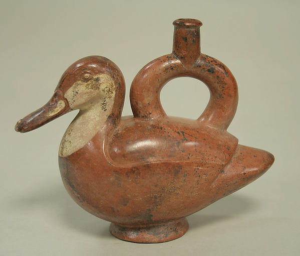 Stirrup Spout Bottle
