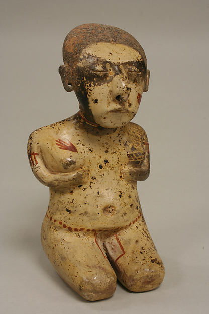 Kneeling Female  Figure