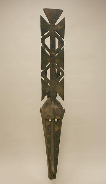 Helmet Mask (Nwenka or Syêkele)