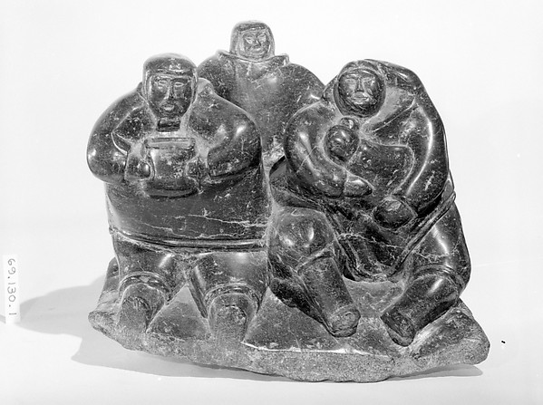 Stone Figure Group
