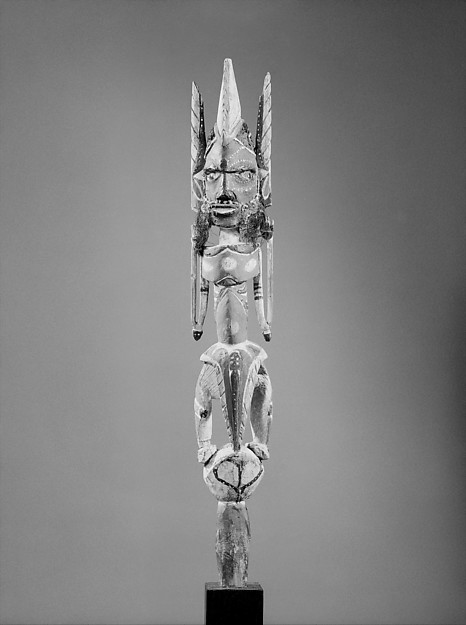 Funerary Carving (Malagan)
