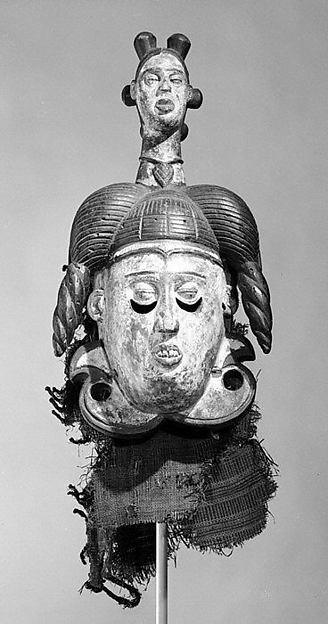 Mask: Female (Mmuo)