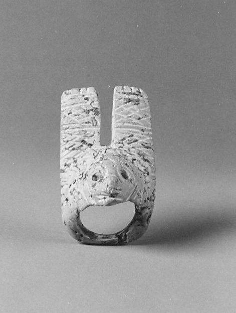 Finger Ring with Animal Face