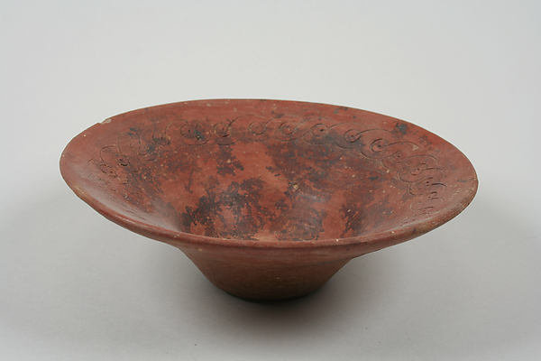 Bowl with Figure Eight