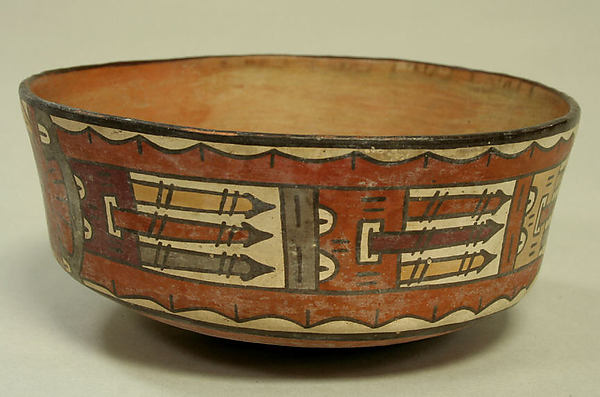 Bowl, Warrior Deity