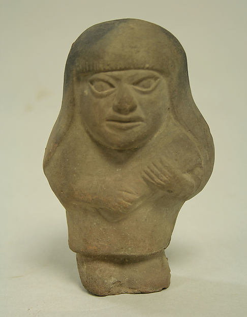 Standing Ceramic Figure