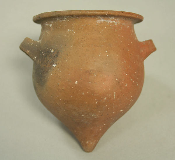 Miniature Jar with Two Handles