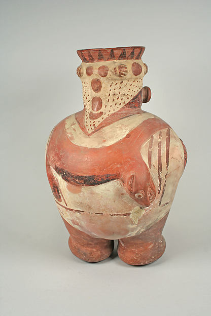 Jar, Fat Figure