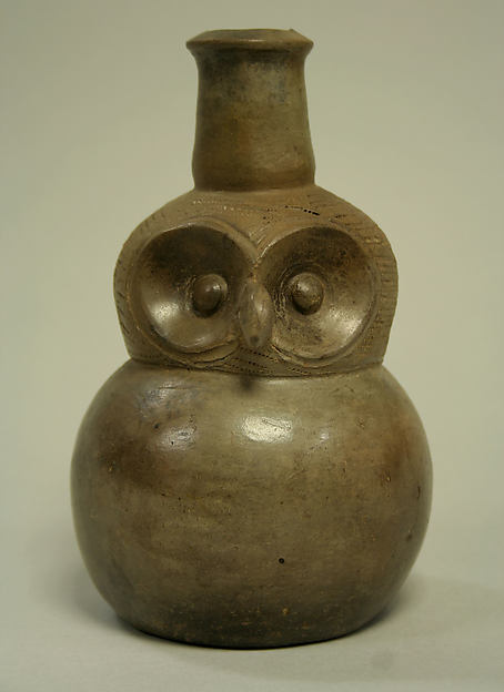 Bottle: Owl
