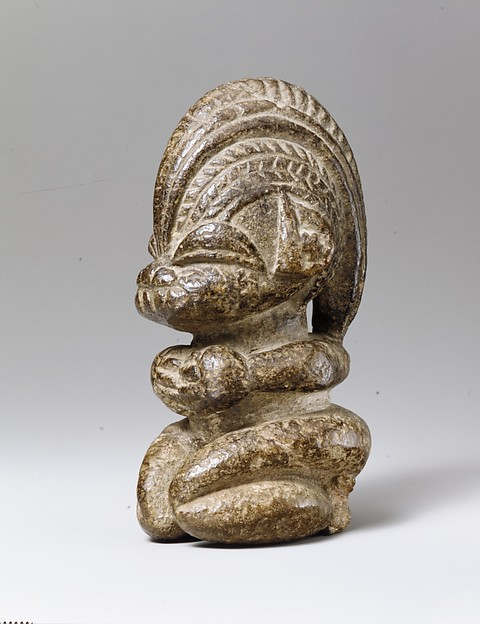 Seated Figure (Nomoli)